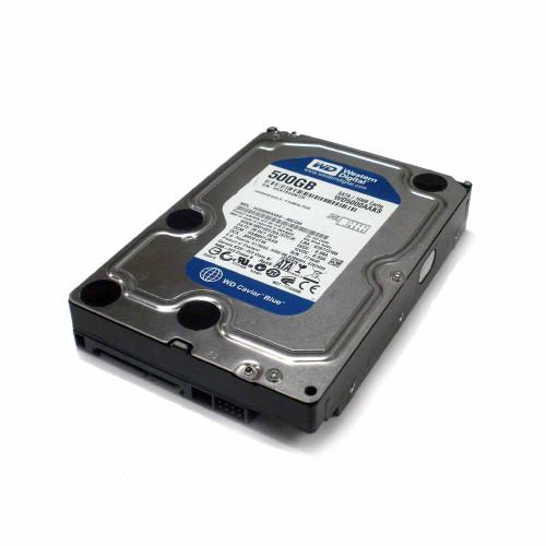 Western Digital WD5000AAKS Hard Drive 500GB 7.2k SATA 3.5in 3Gbps 16mb Cache