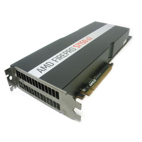 Dell AMD 1D7W0 S7150x2 FirePro GPU 16GB GDDR5 PCIe 3.0 Accelerator