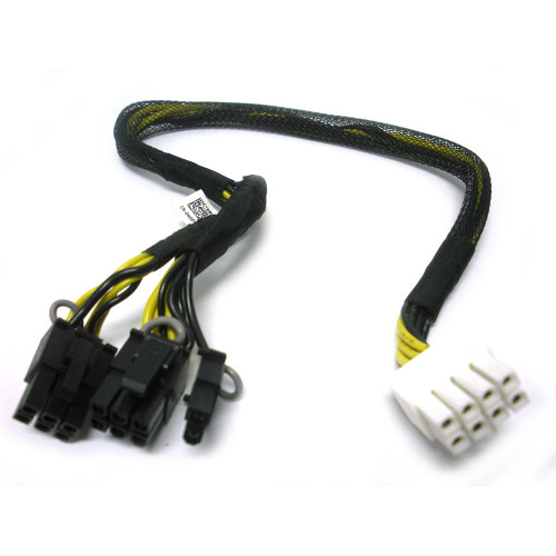Dell N08NH GPU Power Cable for R720 R730