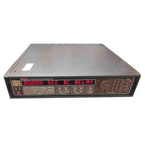 Keithley 237 High Voltage Current Source Measure Sourcemeter Unit