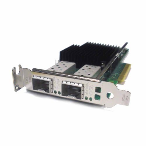 Dell 5N7Y5 Network Adapter Card Intel X710-DA2 2- Port