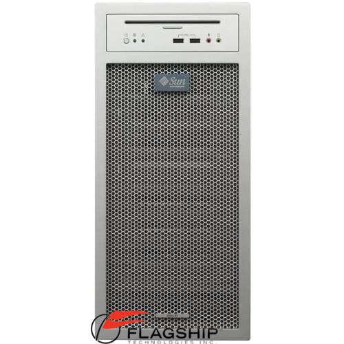 SUN A70-XHB1-9AT-2GDT -- Ultra 45 Server 1.6GHz 2GB Memory 250GB HD DVD Drive XVR100