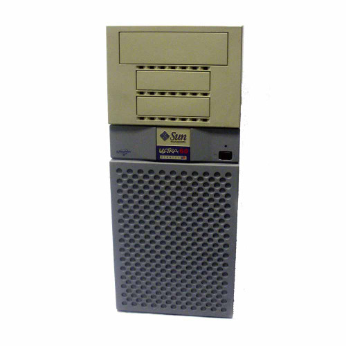 Sun Ultra60 Workstation 2x 450Mhz CPU 2GB RAM 2x 18GB Disk