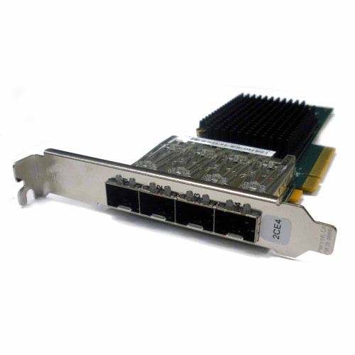 IBM 00RX853 Network Adapter 4-Port 10GB SFP+ Copper