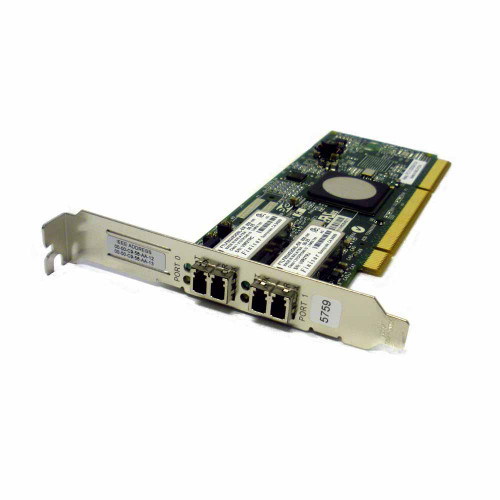 IBM 10N8620 Adapter 4Gb 2-Port FC PCI-X 5759