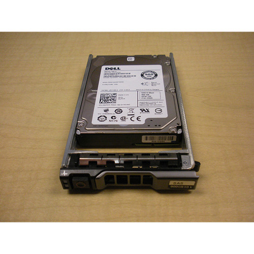 Dell 8JRN4 Hard Drive 900GB 10K SAS 2.5in