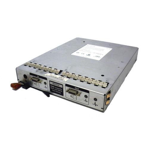 Dell JT517 PowerVault MD1000 SAS/SATA EMM Controller Module AMP01-SIM