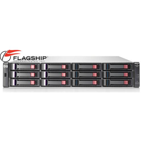 AW593A HP P2000 G3 MSA SAS LFF Dual Controller Array