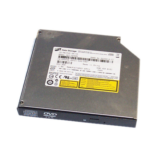 Dell PowerEdge CD-RW/DVD-ROM Drive Slimline GCC-4244N PD438