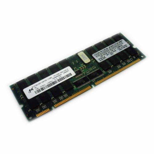 IBM 33L3327 Memory 1GB PC133 133MHz SDRAM