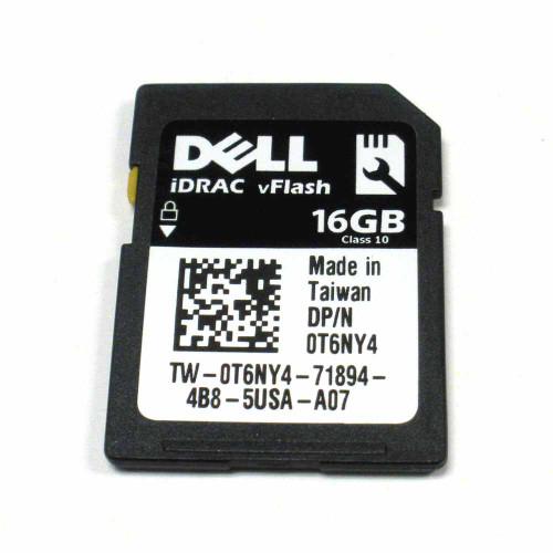 Dell T6NY4 16GB IDRAC VFlash SD Card Module