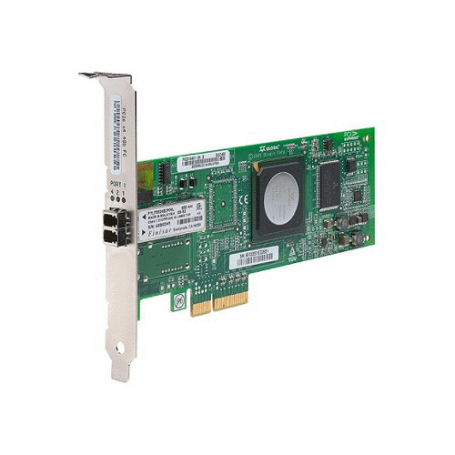 Dell QLogic 4GB QLE2460 HBA Fibre Channel Adapter PCI-E Card PF323