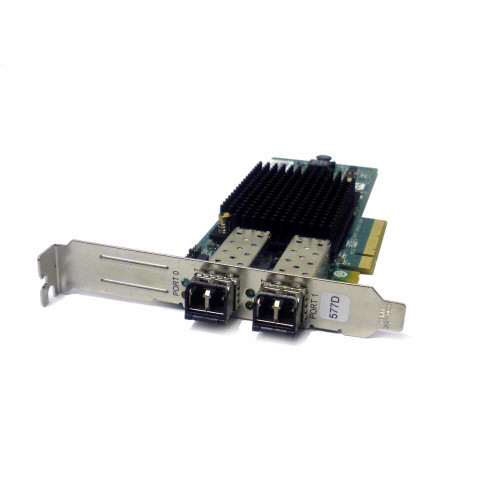 IBM 10N9824 Adapter PCIe 8GB Fibre Channel 2-Port 577D