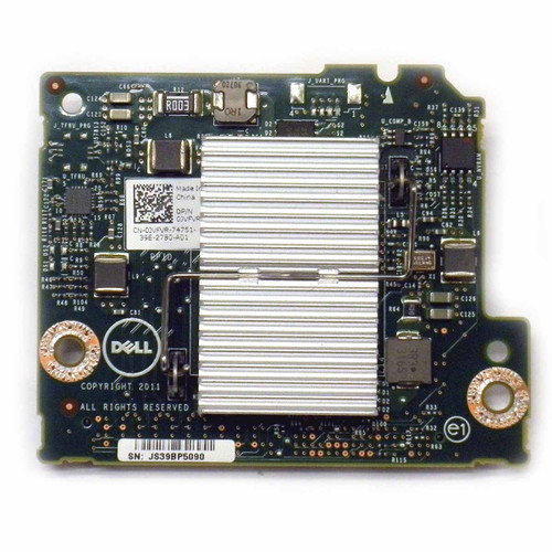 Dell JVFVR Broadcom 10GB Network Daughter Card