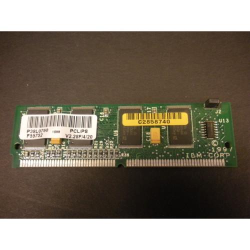 IBM 38L0760 4312/4332 PCL/PS Simm v2.28f/4/20 via Flagship Tech