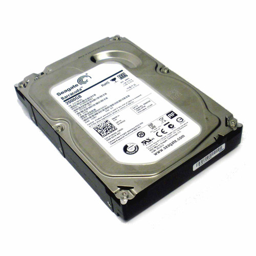 Dell Y4N52 Hard Drive 2TB 7.2K SATA 3.5in 6GBPs