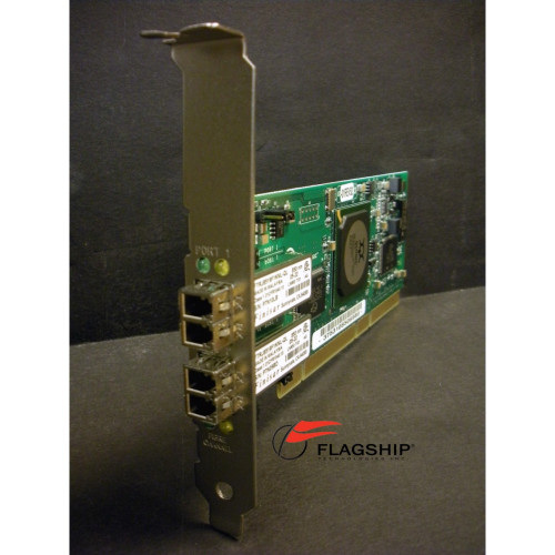 Sun X6768A 375-3108 SG-XPCI2FC-QF2 2Gb PCI Dual Port FC Host Adapter