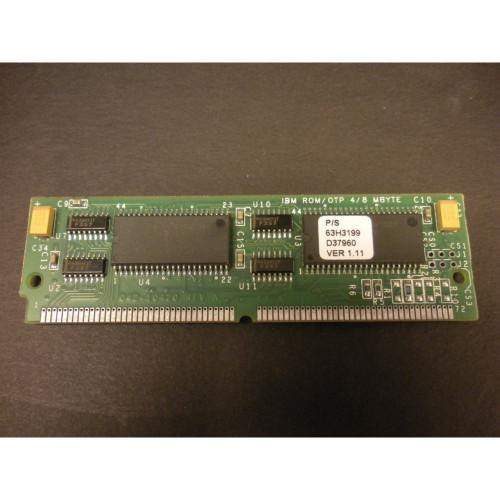 IBM 63H3199 4312/4317/4320 Postscript Simm v1.11