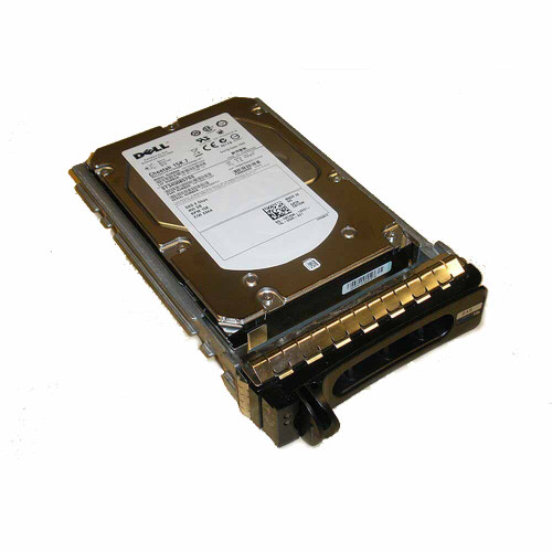 Dell R749K Hard Drive 450GB 15K SAS 3.5in