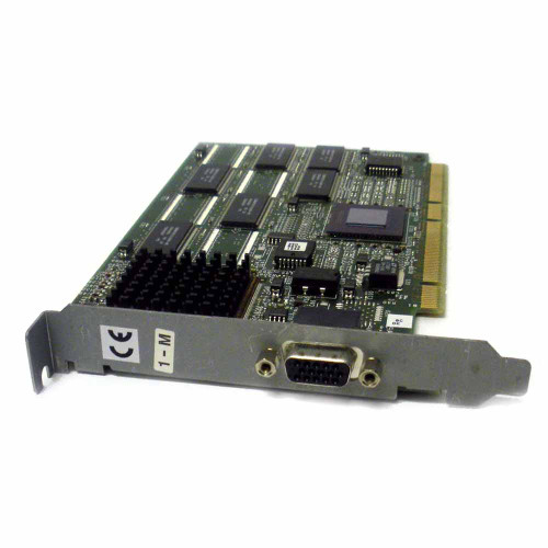 IBM 93H6264 Gxt250P Graphic Card Pci 1-M