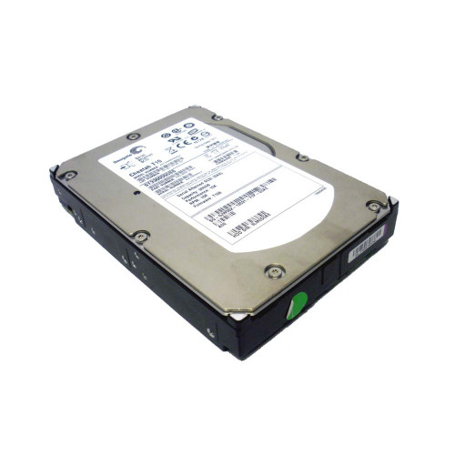 Dell JW552 Seagate ST3300555SS 300GB 10K SAS 3.5in Hard Drive Photo 1