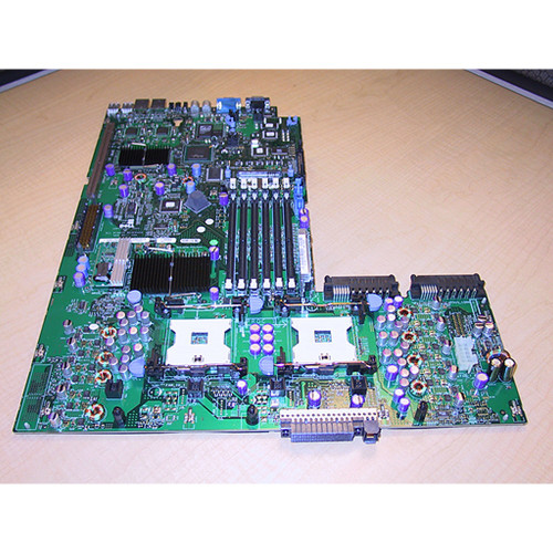 Dell PowerEdge 2850 2800 System Board V3 X7322 top