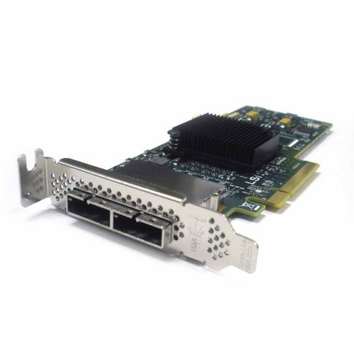 LSI H325260 Host Bus Adapter SAS9200-8e 6G Dual Port