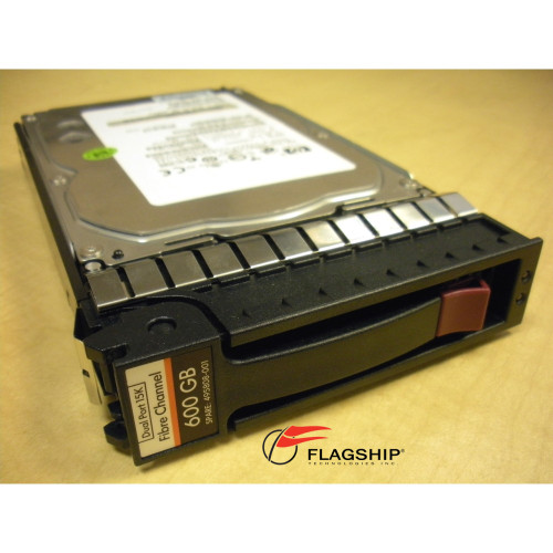 HP AJ872B AJ872A 495808-001 600GB 15K FC M6412 EVA Hard Drive
