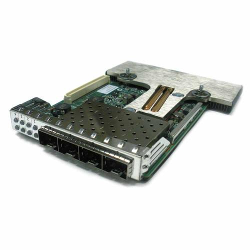 ell JC10M Broadcom 57840S Daughter Card QC10G SFP+CNA 4-Port