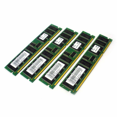 IBM 4446 Memory 1 GB DIMM Kit 4x 256MB