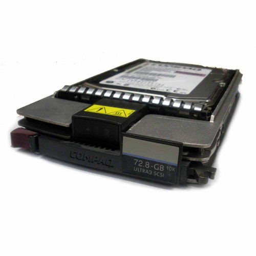 HP 233349-001 Hard Drive 72.8GB 10K SCSI 3.5in