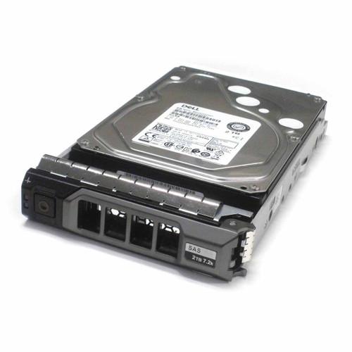 Dell HHX14 Hard Drive 2TB 7.2K SAS 3.5in