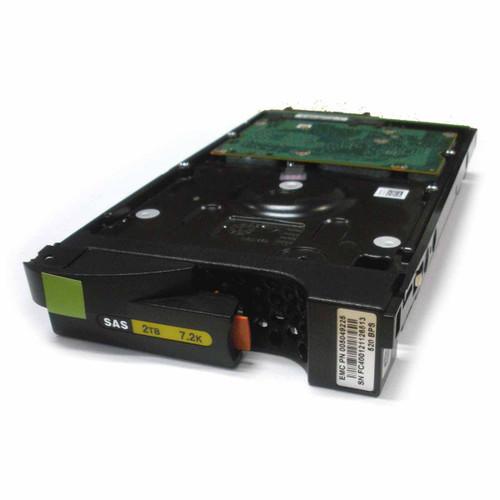 EMC 005049225 Hard Drive 2TB 7.2K 6Gbps 3.5in