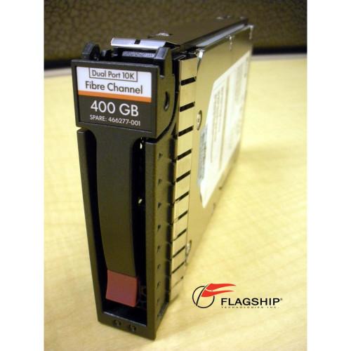 HP AJ711B AJ7118A 466277-001 400GB 10K FC EVA M6412 Hard Drive