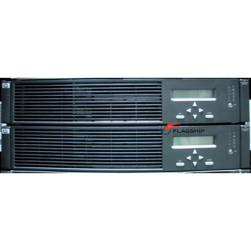 HP AJ757A EVA6400 Dual Controller Array complete with WWN (2x HVS400 Controllers)