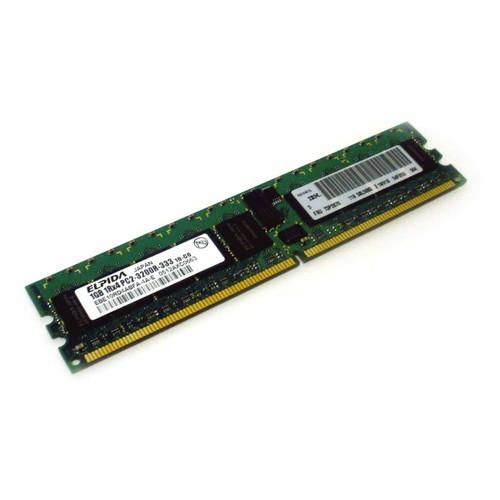 IBM 73P2870 Memory 1Gb PC2-3200 400Mhz DDR2 SDRAM RDIMM