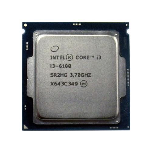 Intel Core I3-6100 2C 3.7Ghz SR2HG Processor