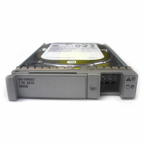 Cisco A03-D500GC3 Hard Drive 500GB 6GB 7.2K SATA 2.5in