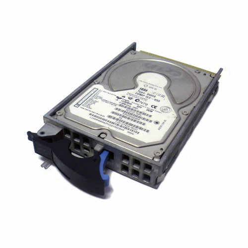 IBM 59H6600 Hard Drive 9.1GB 80-Pin Wide Ultra SCSI