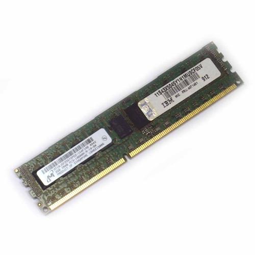 IBM 44T1491 Memory 2gb 1333Mhz PC3-10600 DDR3 SDRAM