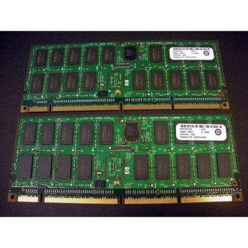 HP AB454A A9846-60301 A9846-69001 4GB DDR2 Memory Kit (2x2GB) via Flagship Tech