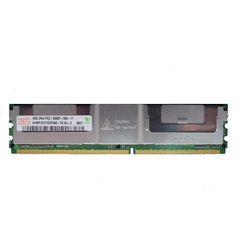 Dell 9F035 Memory 4GB PC2-5300F 667MHz 2RX4 DDR2