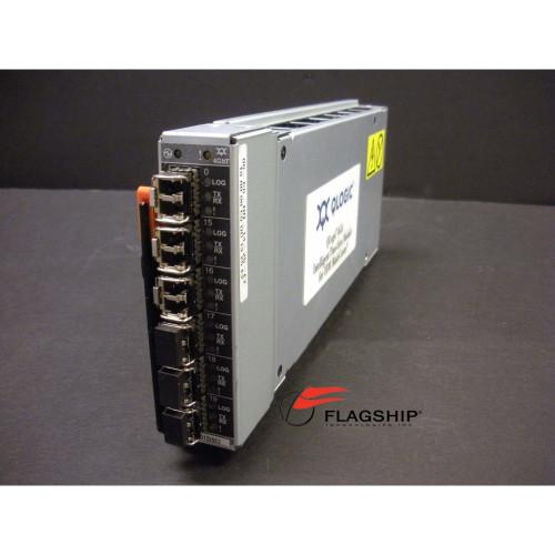 IBM 46C7011 43W6726 43W6723 IBM QLOGIC 4Gb Fibre Channel (FC) 20-Port Pass Thru Module for BladeCenter