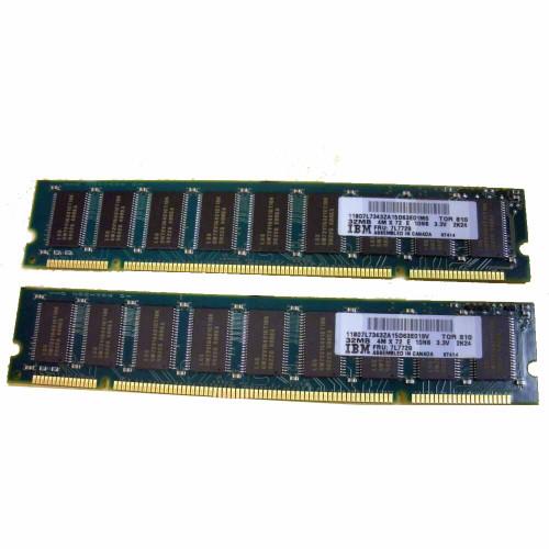 IBM 4107 Memory 64MB Kit SDRAM Dimms