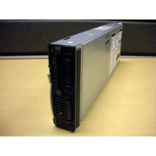 HP 603569-B21 BL460c G7 E5640 2.66GHz/12MB Quad Core (QC) (1P), 6GB, P410i Blade Server