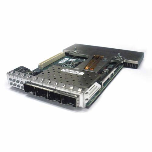 Dell XGRFF Broadcom 57840s 4-Port 10Gbe SFP+ Daughter Card