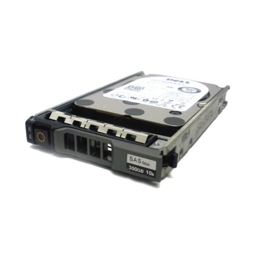 Dell VJR75 Hard Drive 300GB 10K SAS 2.5in