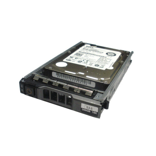 Dell W7MXW Hard Drive 300GB 15K SAS 2.5in