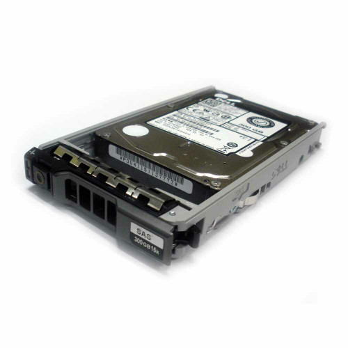 Dell 37JDV Hard Drive 300GB 15K SAS 2.5in 12Gbps