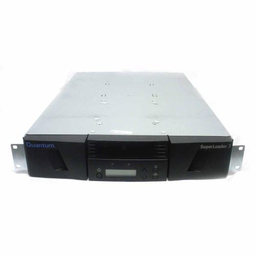 Quantum ER-SF2WA-YF Superloader 3 SAS Library